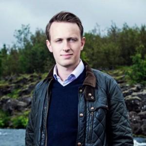 Ingvar Smári Birgisson, formaður SUS 2017-2017