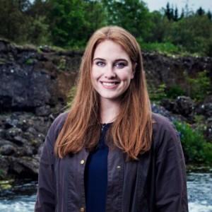 Sigríður Erla Sturludóttir, 2. varaformaður SUS